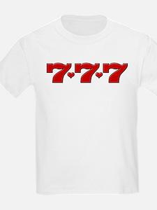777 Hearts T-Shirt