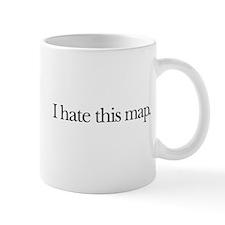 I hate this map Mug