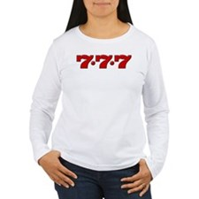 Slot Machine 777 T-Shirt