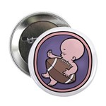 "Future Footballer 2.25"" Button (100 pack)"