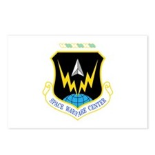 Space Warfare Postcards (Package of 8)