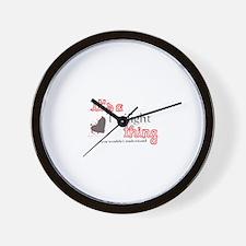 It's a Twilight Thing Wall Clock