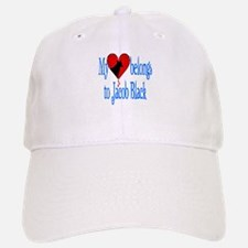 My heart belongs to Jacob Bla Baseball Baseball Cap