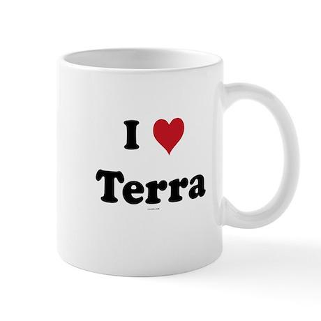 I love Terra Mug