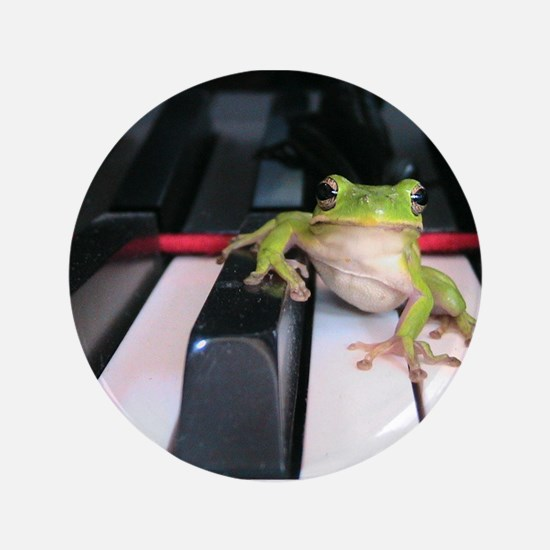 """Cute Toad 3.5"""" Button"""
