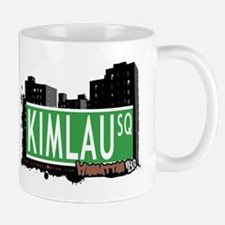 KIMLAU SQUARE, MANHATTAN, NYC Mug