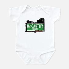 MCCARTHY SQUARE, MANHATTAN, NYC Infant Bodysuit
