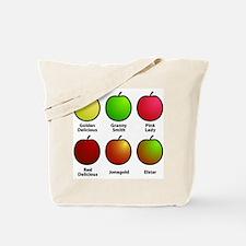Apple Fan Tote Bag