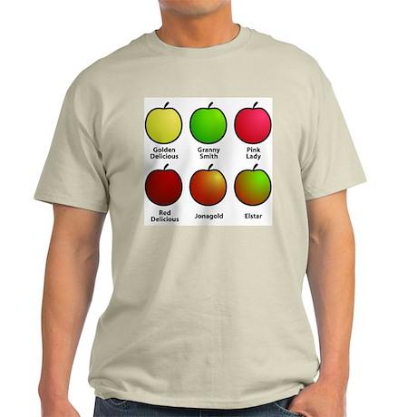 Apple Fan Light T-Shirt