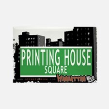 PRINTING HOUSE SQUARE, MANHATTAN, NYC Rectangle Ma