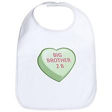 BIG BROTHER 2 B Candy Heart Bib