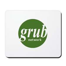 """Grub Network"" Mousepad"