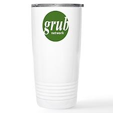"""""""Grub Network"""" Travel Mug"""