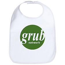 Grub Network Baby Bib