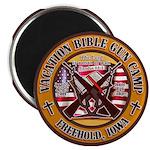 Bible Gun Camp 2009 Magnet