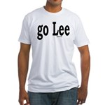 go Lee Fitted T-Shirt