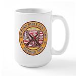 Bible Gun Camp 2009 Large Mug