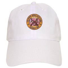 Bible Gun Camp 2009 Baseball Cap