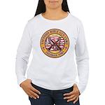 Bible Gun Camp 2009 Women's Long Sleeve T-Shirt