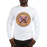 Bible Gun Camp 2009 Long Sleeve T-Shirt