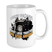 I DON'T GET STUCK Mug