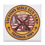 Atheist humor Tile Coasters