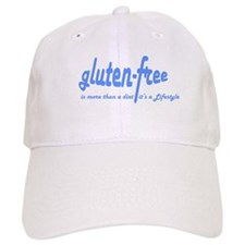 gluten-free Lifestyle Baseball Cap