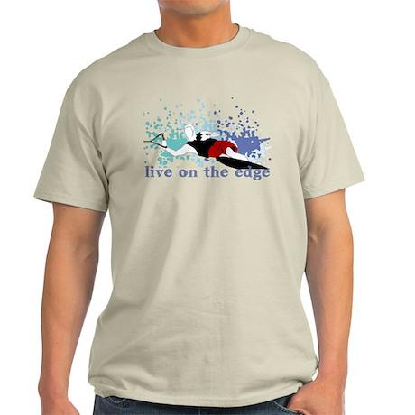 Slalom WaterSkier Light T-Shirt