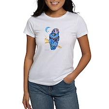 Whimsical Owl Tee
