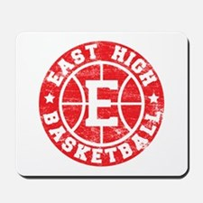 East High Basketball Mousepad