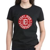 High school musical east high basketball Women's Dark T-Shirt
