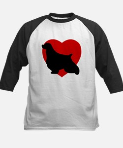 English Springer Spaniel Valentine's Day Tee