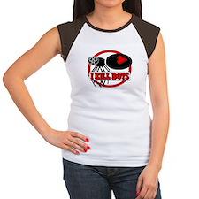 I KILL BOYS Women's Cap Sleeve T-Shirt
