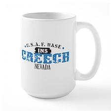 Creech Air Force Base Mug