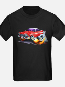 1958-59 Fury Red Car T