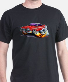 1958-59 Fury Red Car T-Shirt