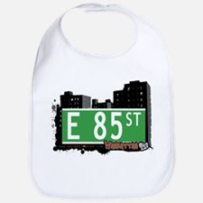 E 85 STREET, MANHATTAN, NYC Bib