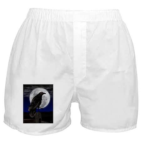 Raven's Moon Boxers