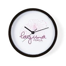 Laguna Beach ~  Wall Clock