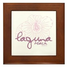 Laguna Beach ~ Framed Tile