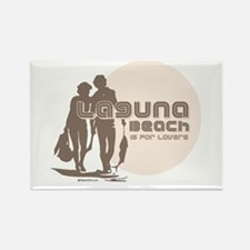 Laguna Beach is for lovers ~ Rectangle Magnet