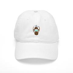 Sock Monkey Occupations Baseball Cap