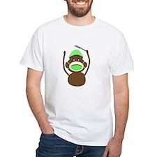 Sock Monkey Occupations Shirt