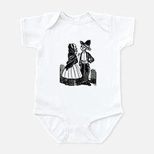 Amorosos en Dialogo Infant Bodysuit