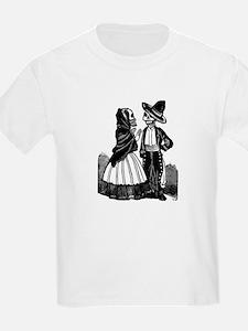 Amorosos en Dialogo T-Shirt