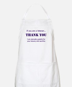 If you are a Veteran... BBQ Apron