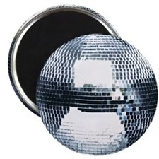 2-discoball Magnets
