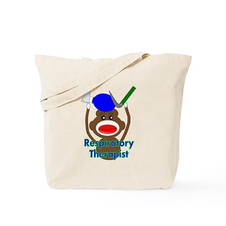 Respiratory Therapist Tote Bag