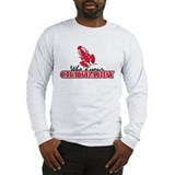Crawfish Long Sleeve T-shirts