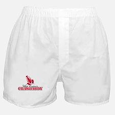 Who's ur Crawdaddy Boxer Shorts